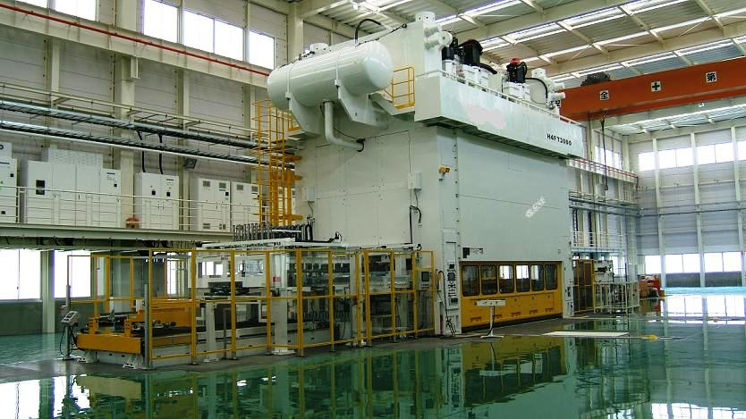 Destack Feeder for 3000ton Stamping Press